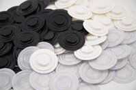 Plastic Adhesive Points (CD)