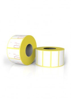 Labels in roll - for TERMAL printers
