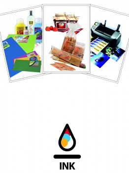 Sheets labels INKJET