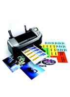 A4 labels - for inkjet printers